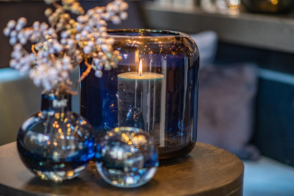 DutZ_glass_mazurka_cugat_hoola_blue_candle_navyblue